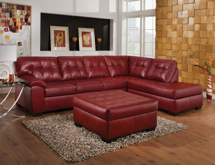 The Over Sized Soho Sectional Will Enhance Look Of Any Room With Its Contemporary