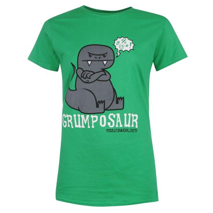 David and Goliath | David and Goliath T Shirt Ladies | Ladies T Shirts