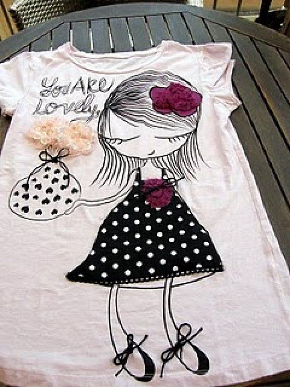 Customizar camisetas con diferentes materiales | Aprender manualidades es facilisimo.com