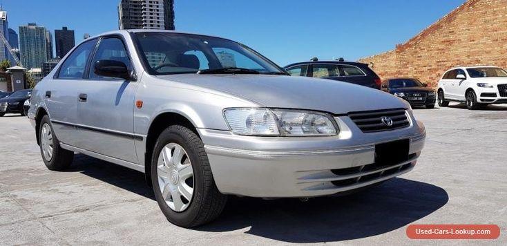 TOYOTA CAMRY 2001 SXV20R CSi Sedan 4dr Auto 4sp 2.2i  247764km U28211 #toyota #camry #forsale #australia
