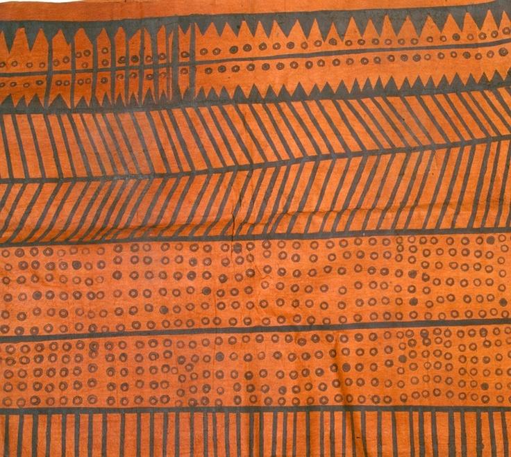 Uganda barkcloth