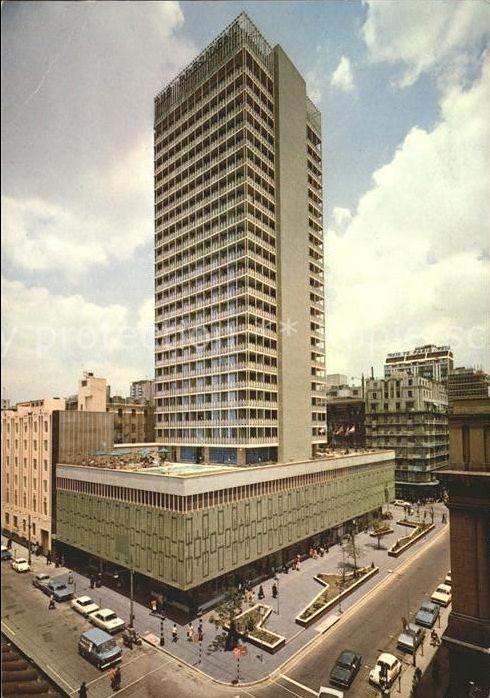 The President Hotel, Pritchard St.