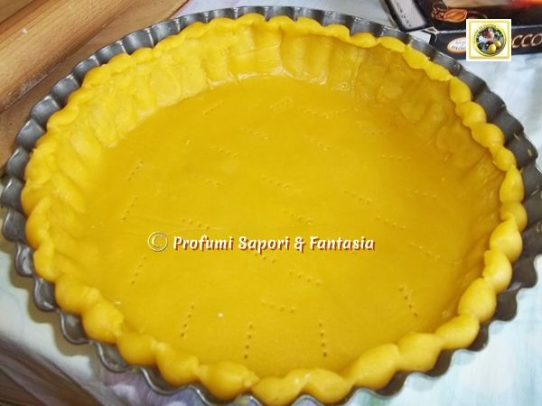 Pasta frolla con olio extravergine di oliva  Blog profumi Sapori & Fantasia