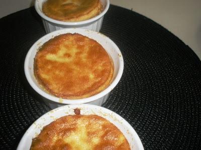 Parmesan Souffle... | SOUFFLE | Pinterest