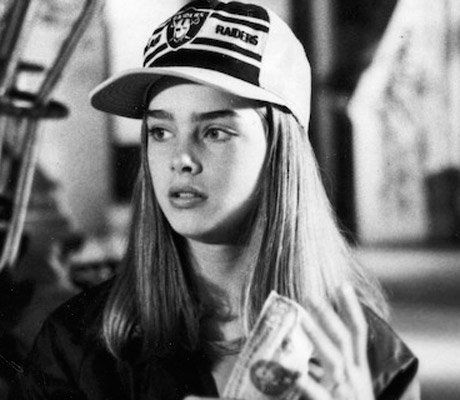 THEN: Brooke Shields | Child Stars: Then and Now | Comcast.net