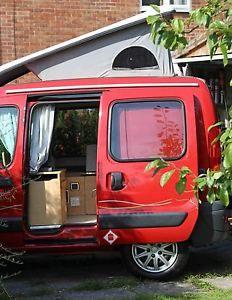 7 best kangoo camper images on pinterest camper caravan. Black Bedroom Furniture Sets. Home Design Ideas