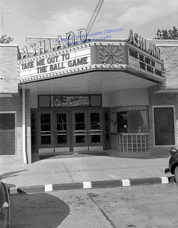 ashland movie theater in chevy chase off tates creek road