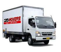 3.0T Truck (Canter or similar) $85/hour (with 2 movers) - book your move at