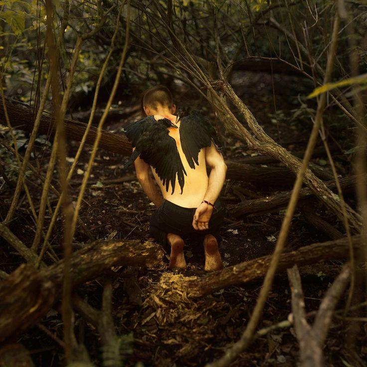 Fotógrafa faz trabalho inquietante e sobrenatural