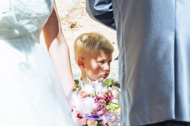 Little Oliver!  http://blog.beautifulwedding.no/elin-og-eivind-26-06-2015/