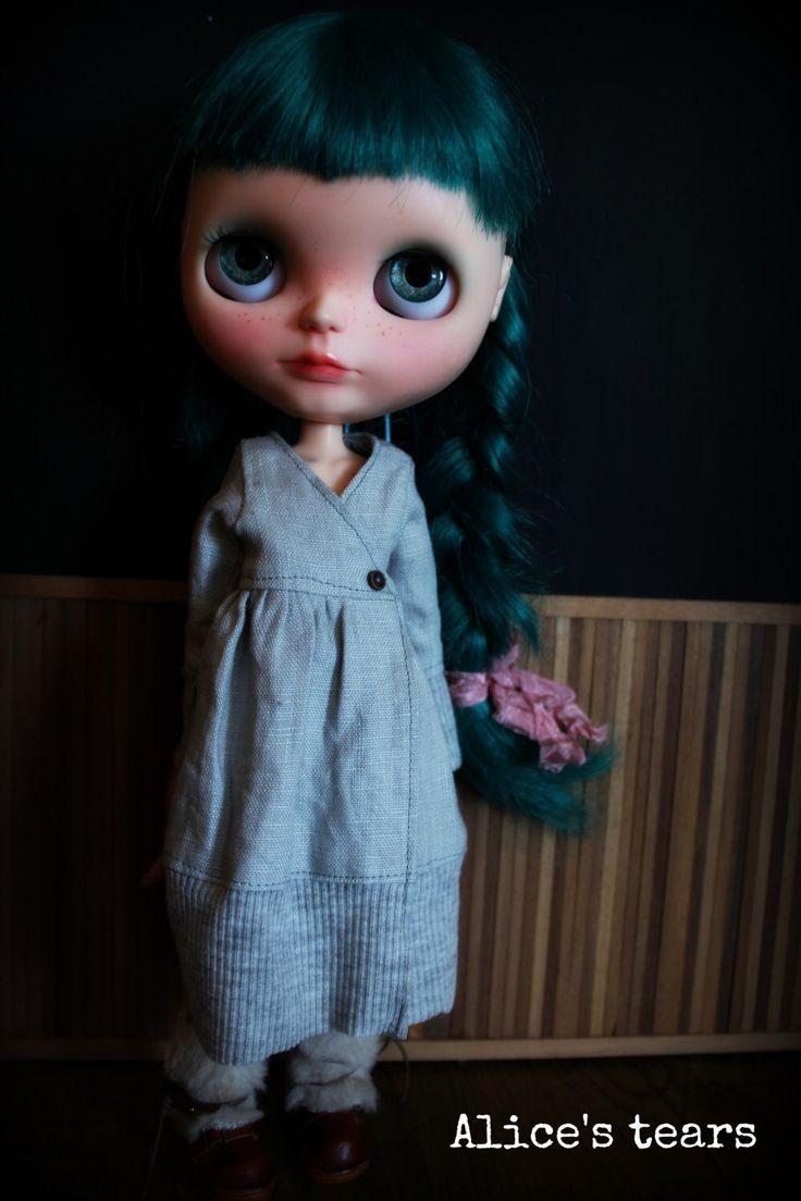 Winter JURKEN-Minimalist meisje-grijs door alicestears op Etsy https://www.etsy.com/nl/listing/472907027/winter-jurken-minimalist-meisje-grijs