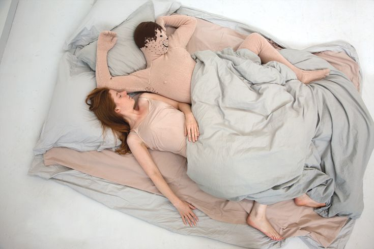 life-sized boyfriend pillow for people missing their partner