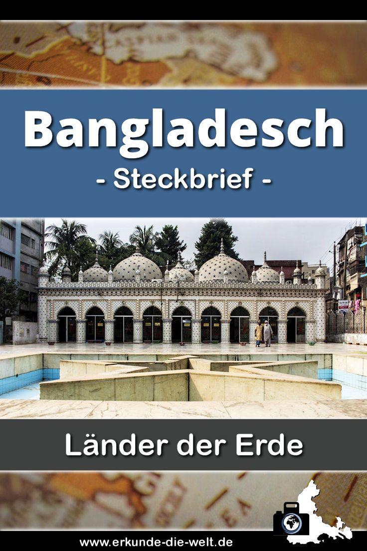 Alles Wissenswerte und Spannendes über Bangladesch in einem übersichtlichen und kompakten Steckbrief - Tipps für Ausflüge, Hinweise zu landestypischen Gerichten, Sehenswürdigkeiten und Informationen zum besten Reisewetter inklusive!