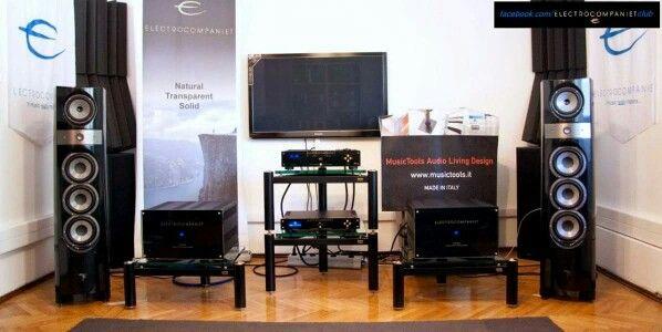 Electrocompaniet & Focal speakers