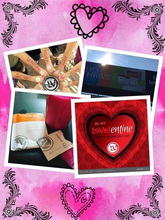 It's the month of love ❤️! Be someone's levelentine!! Show some love to your wife, husband, friend or family member by giving the gift of thrive!! I have four special gifts for the first four new people that order!! Msg me today! Thriverbrittany.le-vel.com  *myst be a new customer or have never ordered with me *cant be under another promoter already