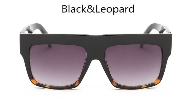 MCTT High Quality Kim Kardashian Sunglasses Women man Luxury Brand Designer Shades Flat Top Gafas Lunette De Soleil Feminino