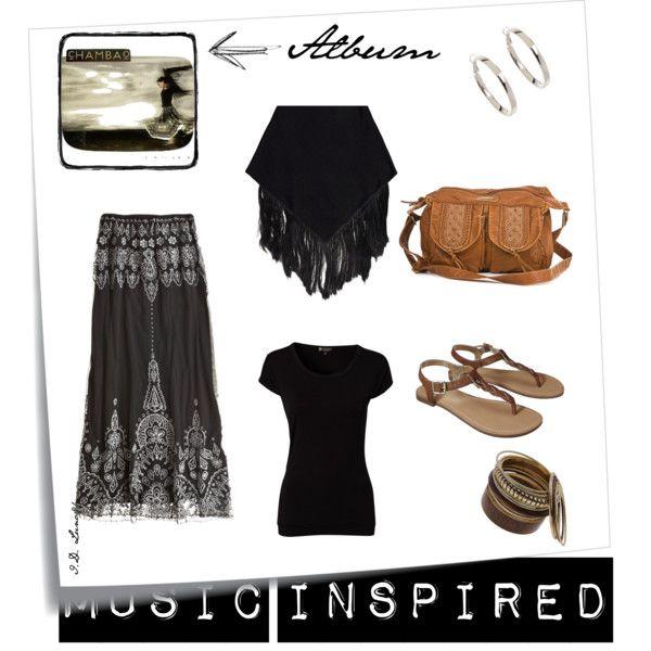 "Outfit inspired by cd: ""Chambao - Pokito a Poko""  Read the post: http://litalospagnola.blogspot.it/2013/08/i-look-ispirati-ai-dischi-feria-de.html  #music #fashion"