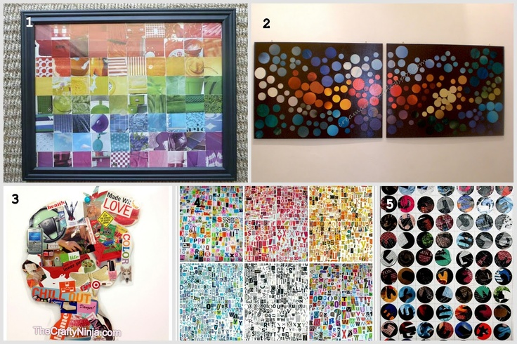 inspiration and realisation: DIY Fashion + Home: Do-Inspire-Yourself #10 - roundup magazines art tutorials