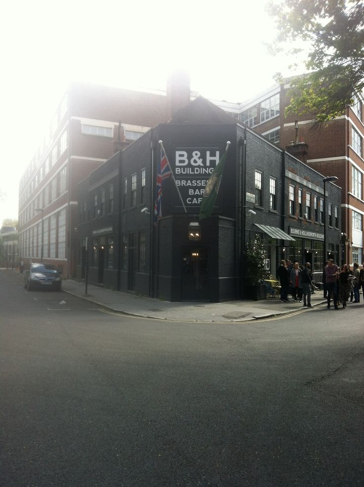 Bourne & Hollingsworth, Exmouth Market