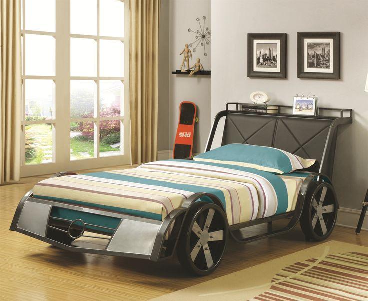 Rogan Race Car Bed Twin