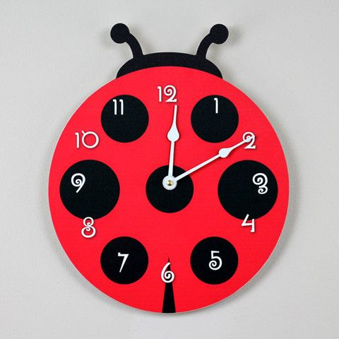 Just bought this Ladybug Clock for my ladybug classroom!!!!