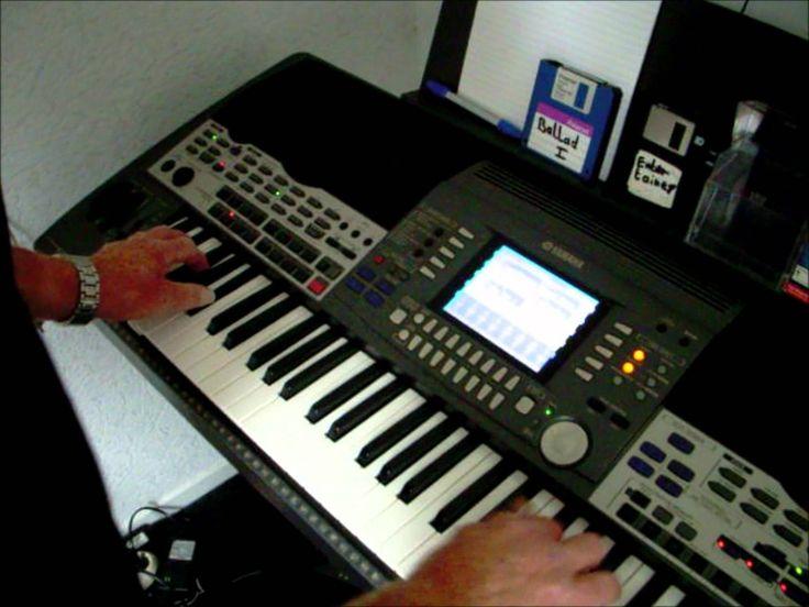 Yamaha PSR 9000 (Happy Trumpet)