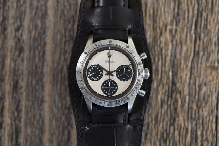 Breaking News: Paul Newman's Rolex Daytona Sells For $17,752,500, Becoming The World's Most Expensive Wristwatch Ever Sold