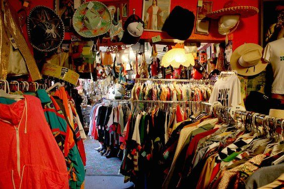 10 best Thrift Stores and Vintage Shops in Dallas
