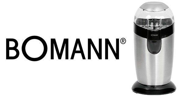 ¡CHOLLAZO! Molinillo de café Bomann por solo 11.39€ ¡43% de descuento!  ¿Buscas un molinillo de cafébarato? Consigue aquí elBomann KSW 445 CB Si eres una de esas personas amantes del café y te gusta moler tu propio producto antes de disfrutarlo es muy posible que este chollo te interese porque tiene un precio de locura. Te estamos hablando del molinillo de café...