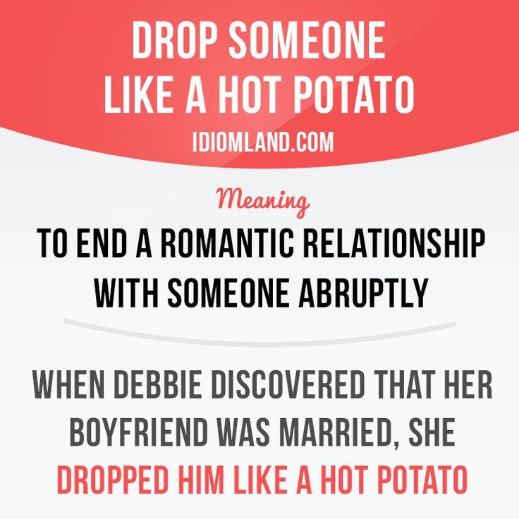 Resultado de imagem para drop it like a hot potato