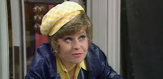 Prunella Scales/Sybil Fawlty