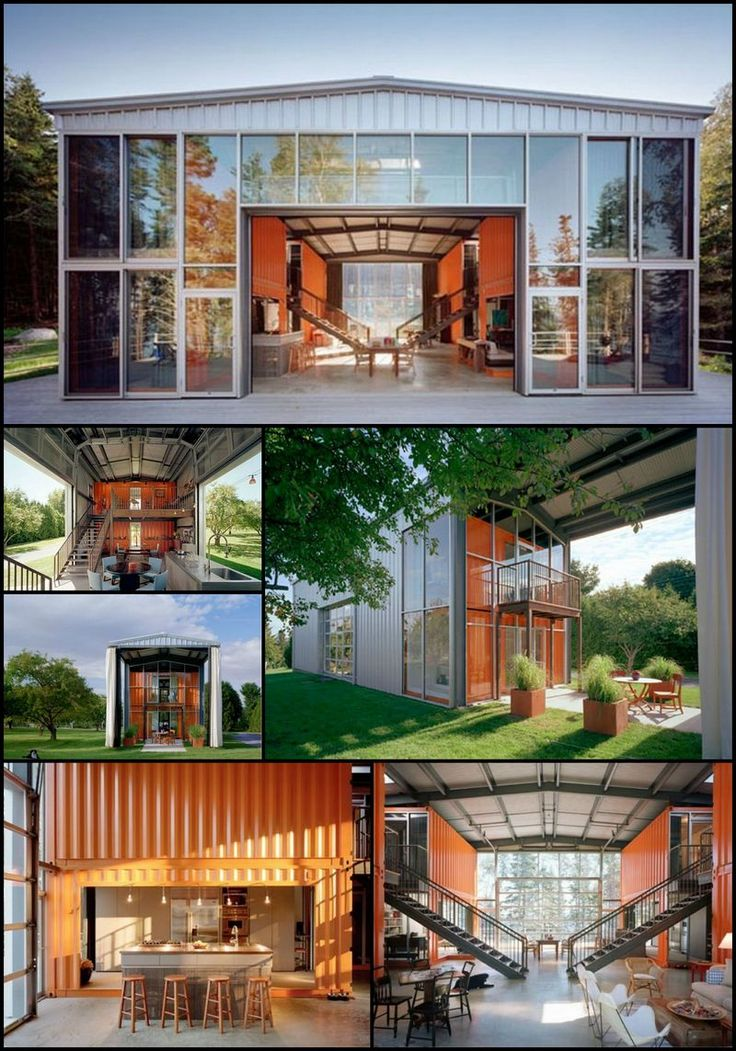 More Than a Box 14 More Fun Shipping Container Projects Vacation