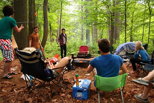 Camping For Adults 25