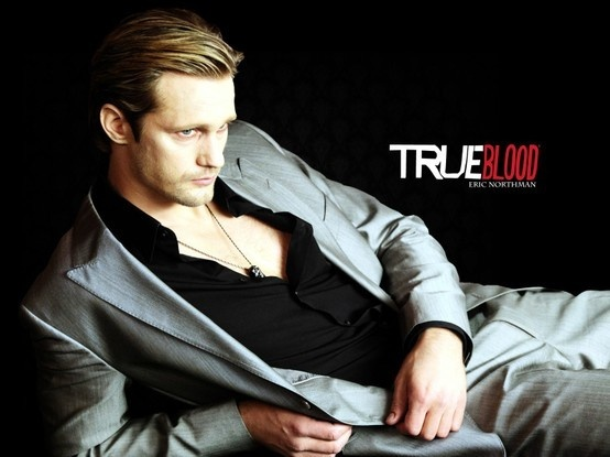 One of the only reasons I watch True Blood - Alexander Skarsgaard