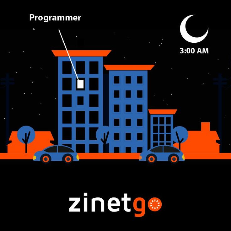 #Programmers are known as night birds?