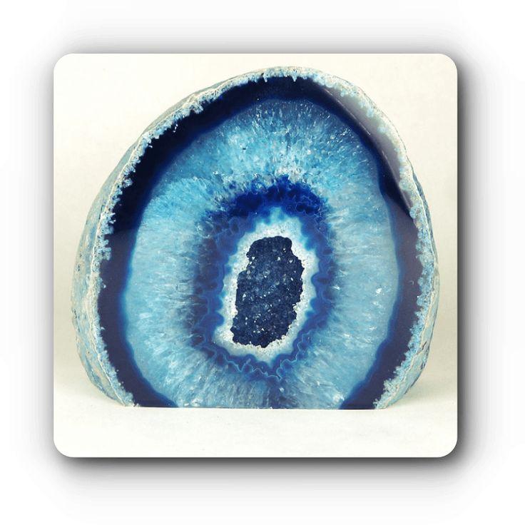 As 22 pedras mais lindas do mundo! Ágata azul