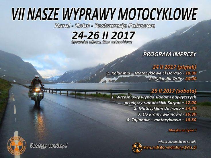 VII Nasze Wyprawy Motocyklowe – Narol
