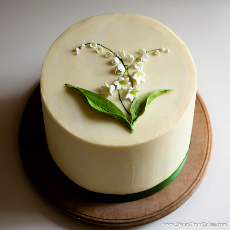 23 best Eliana cake images on Pinterest Lily of the valley
