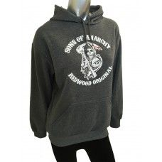Sons of Anarchy Dark Grey Jumper