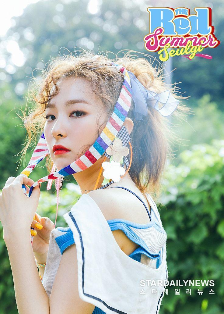 [스타데일리뉴스=천설화 기자] 레드벨벳(Red Velvet)의 여름 미니앨범 'The Red Summer'(더 레드 서머)가 오늘 공개된다. 레드벨벳은 금일(9일) 낮 12시 멜론, 지니, 네이버뮤직 등 각종 음악 ...