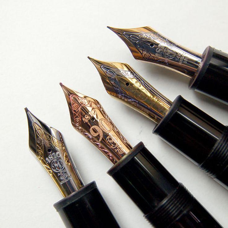 「万年筆の王様」モンブラン マイスターシュテュック 149です。あと、モンブランを買う時の裏技。 149は4本所有しています。万年筆を好きになって好きになって…