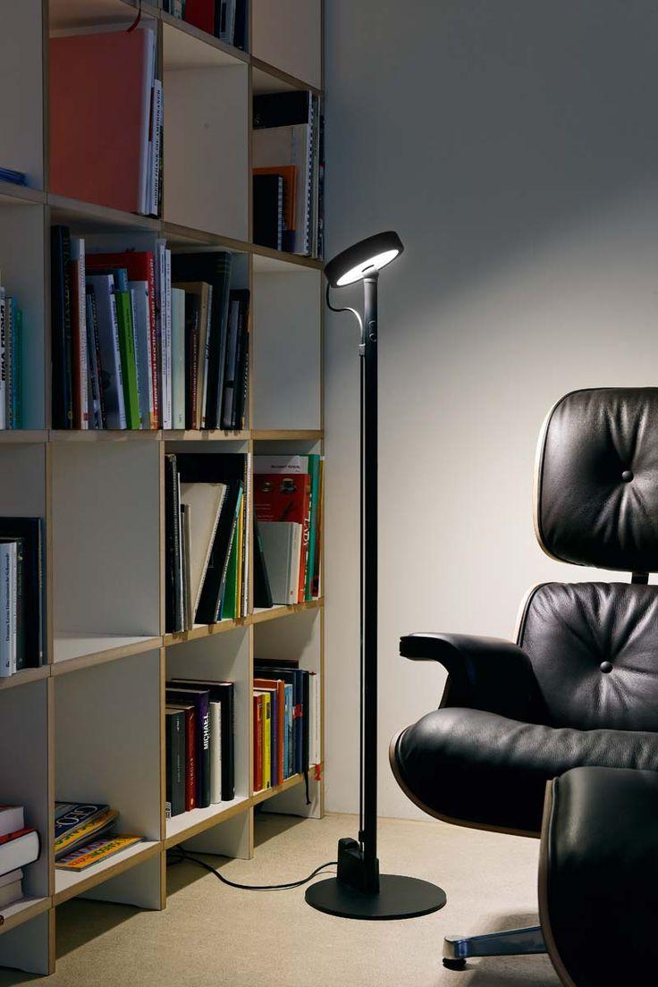 Belux - U-turn leeslamp #design #verlichting #lighting #Eikelenboom