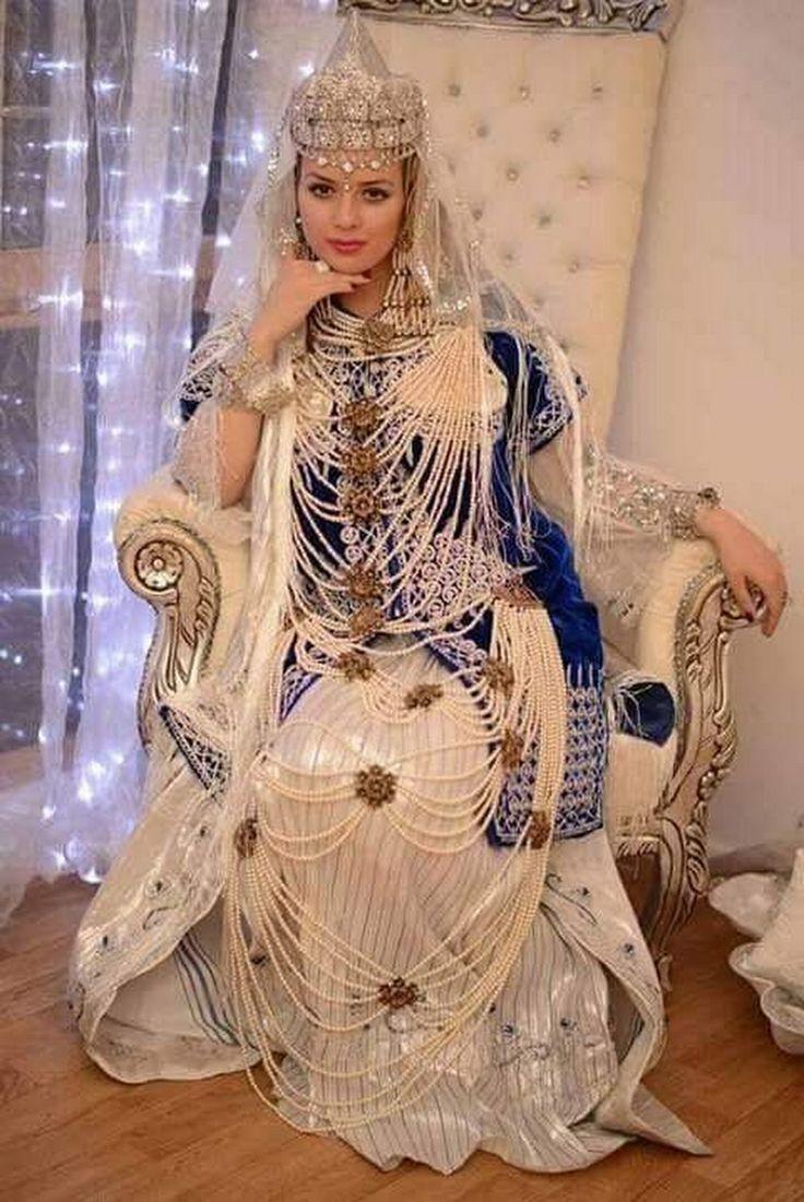 115 best chedda tlemcenia -traditional wedding dress in algeria