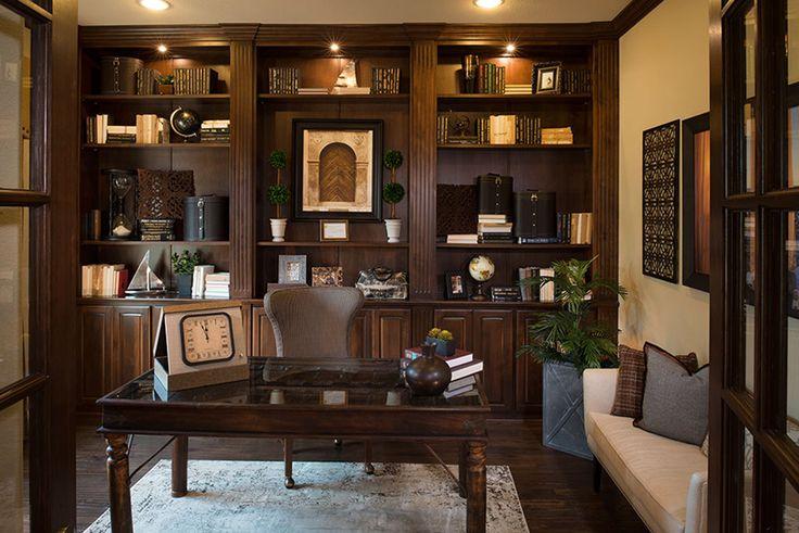 Toll Brothers Secret Room Designs