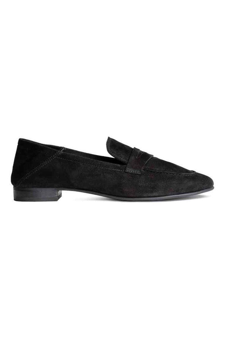 Loafers - Sort - Ladies | H&M DK