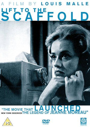 Lift To The Scaffold [1958] [DVD]: Amazon.co.uk: Jeanne Moreau, Maurice Ronet, Georges Poujouly, Yori Bertin, Jean Wall, Louis Malle: DVD & Blu-ray