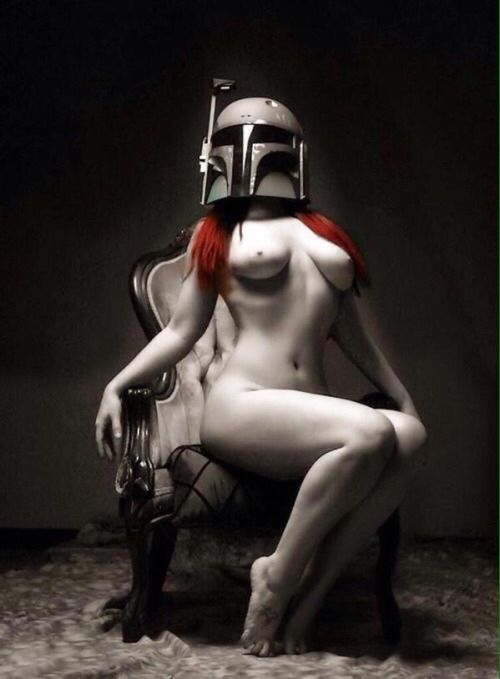 Apologise, hot star wars nude opinion
