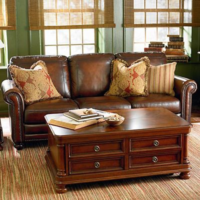 Bassett 3959-62LS Hamilton Sofa available at Hickory Park Furniture Galleries