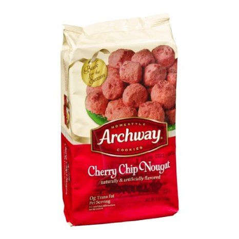 Archway Cookies Cherry Chip Nougat: Amazon.com: Grocery & Gourmet Food