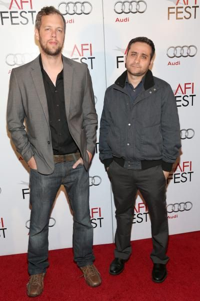 """Co-directors Navot Papushado (L) and Aharon Keshales (R) are in talks to remake 1974 vigilante movie that starred Charles Bronson, """"Death Wish."""""""
